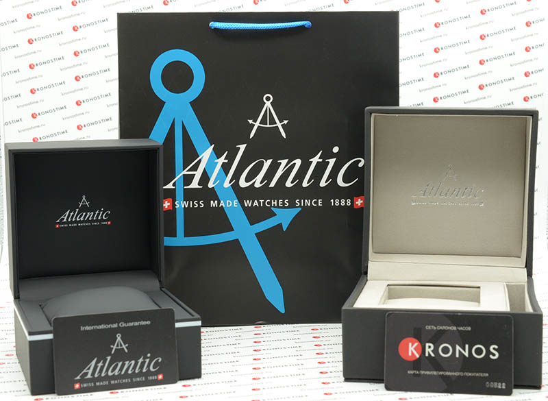 Часы Atlantic 29038.41.67MB